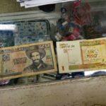 Kubanischer CUC und der Peso