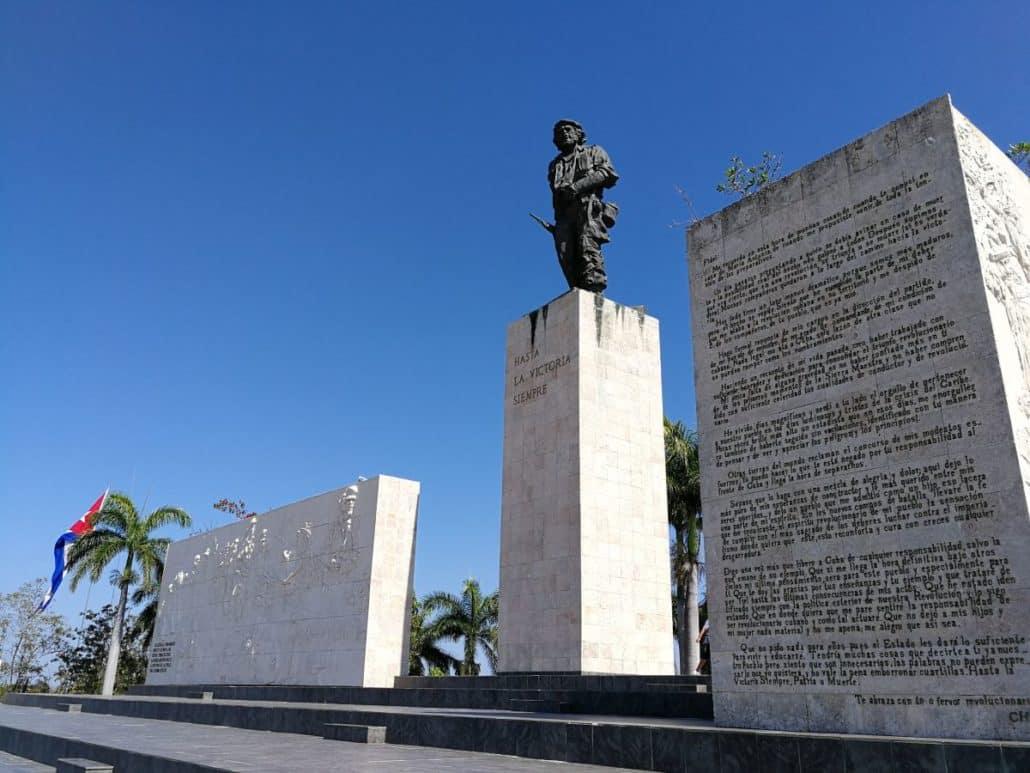 Che Guevara Denkmal
