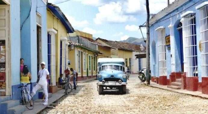 Kuba Reisebericht Startseite